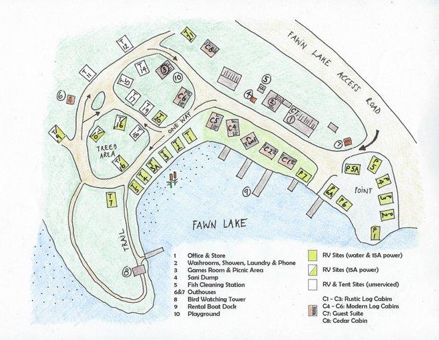 Fawn Lake Resort